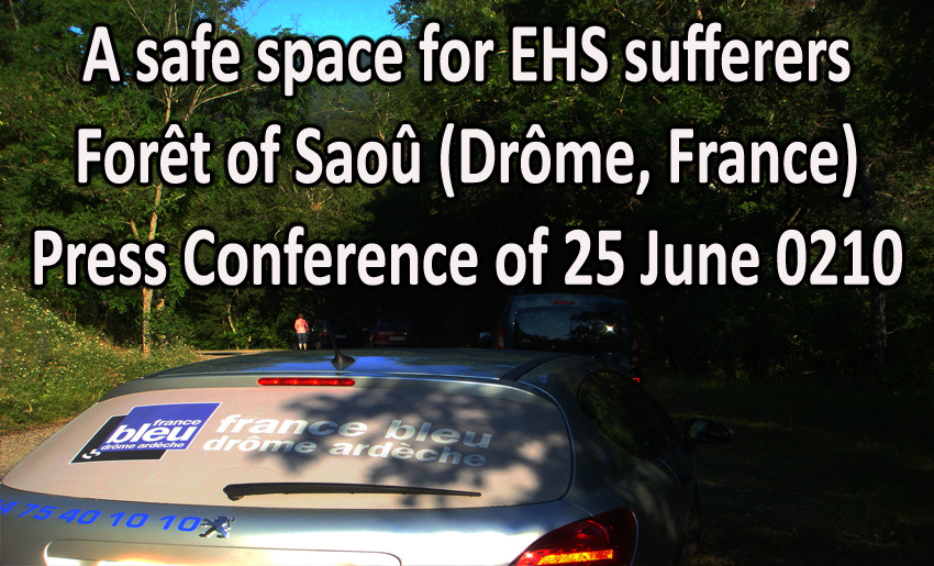 A_safe_space_for_EHS_sufferers_Press_Conference_Saou_France_15_june_2010