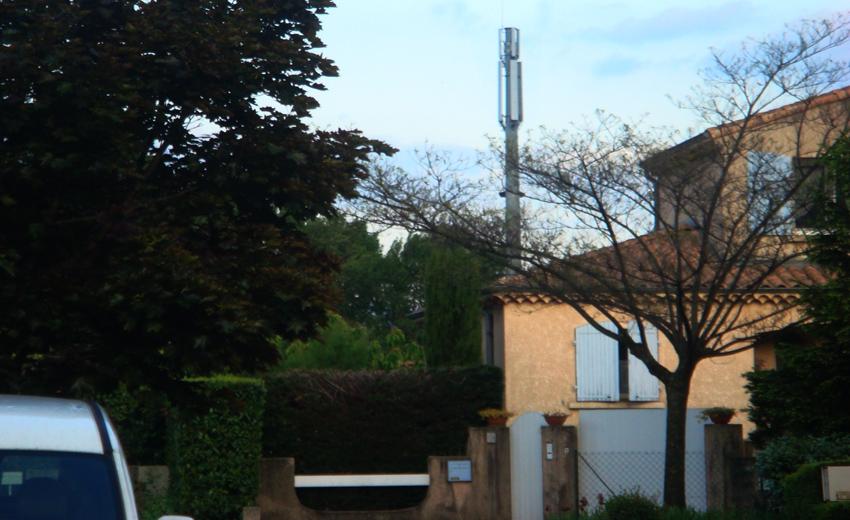 Valence antennes relais rh ne - Clinique pasteur guilherand granges 07 ...