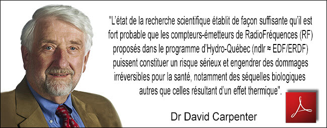 Dr_David_Carpenter_Memoire_Compteurs_Hydro_Quebec_13_05_2012_News