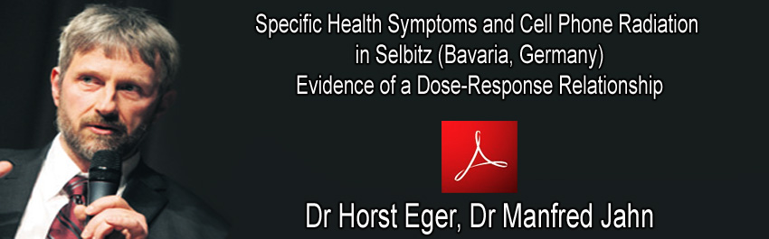 Dr_Horst_Eger_Dr_Manfred_Specific_Health_Symptoms_and_Cell_Phone_Radiation_in_Selbitz_Germany_12_07_2010