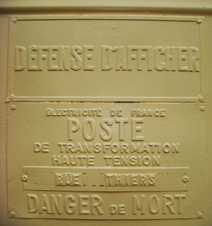 EDF_Plaque_signaletique_Poste_de_transformation_BT