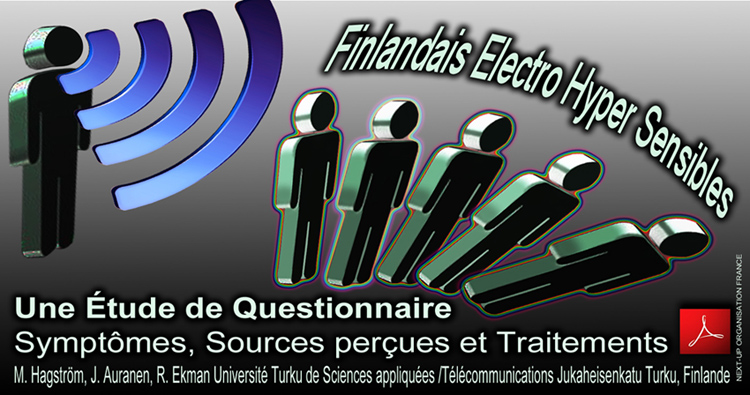 EHS_Finlande_Etude_Questionnaire_Symptomes_Sources_et_Traitements_Hagstrom_and_al_Flyer_750_04_06_2013
