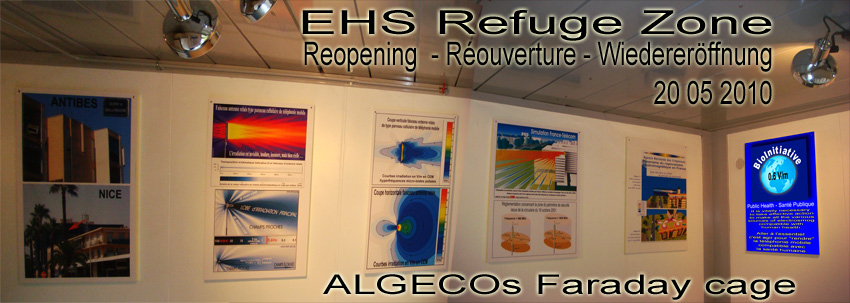 EHS_Refuge_Zone_ALGECOs_Faraday_cage