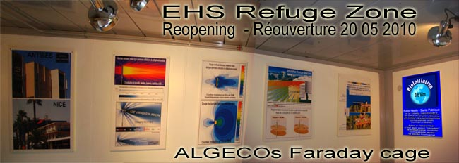 EHS_Refuge_Zone_ALGECOs_Faraday_cage_news