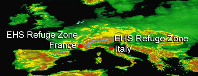 EHS_Refuge_Zone_France_Italy_news