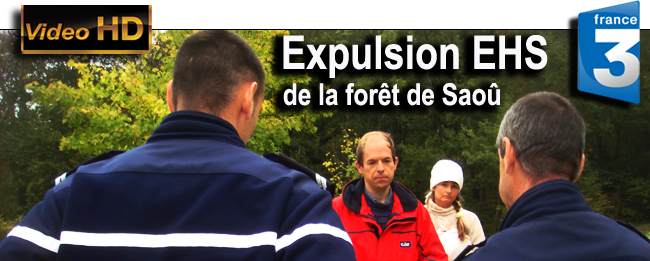 EHS_occupation_zone_survie_foret_de_Saou_France_le_depart_15_10_2010_news