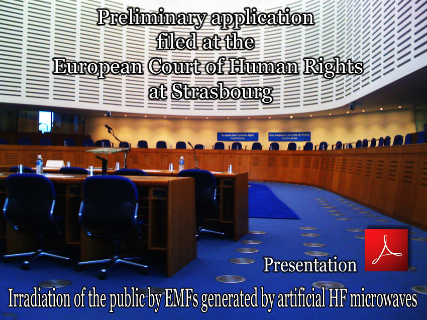 EMF_Preliminary_application_filed_at_the_European_Court_of_Human_Rights_at_Strasbourg