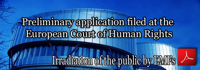 EMF_irradiation_Preliminary_application_filed_at_the_European_Court_of_Human_Rights_650