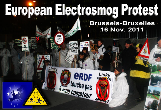 European_Electrosmog_Protest_Brussels_Bruxelles_16_11_2011_No_Smart_Meters_Non_au_Linky_ERDF_News