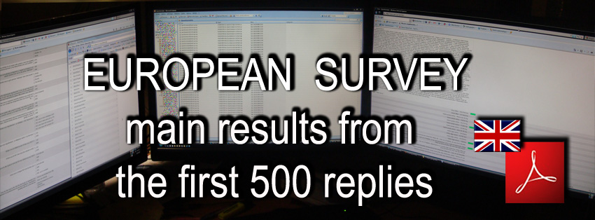 European_Survey_first_results