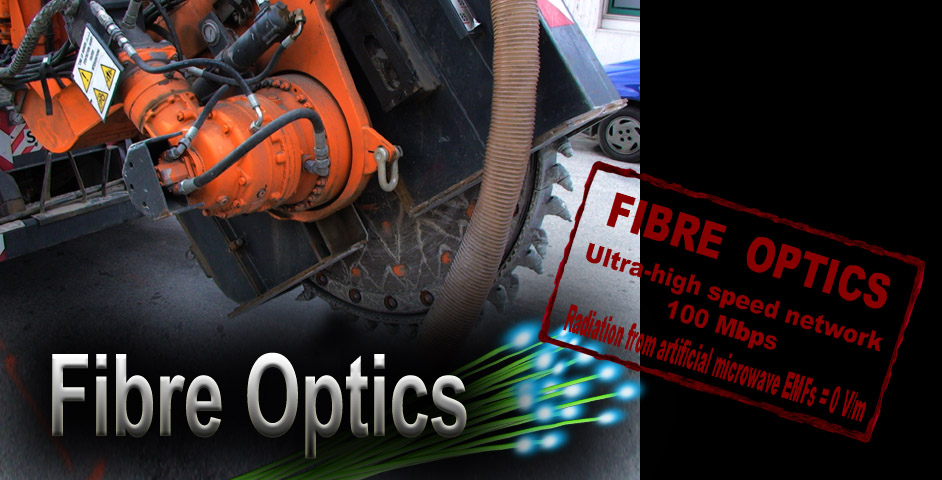 Fibre Optics 100 Mbs
