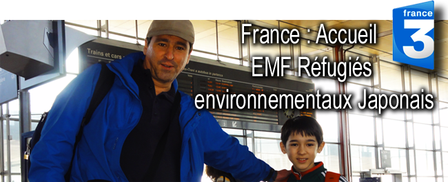 France_3_Joshua_and_Paul_Refugie_Japonais_Radiation_Drome_France_Parc_Naturel_Regional_du_Vercors_Arrivee_Gare_TGV_Valence_22_03_2011_news