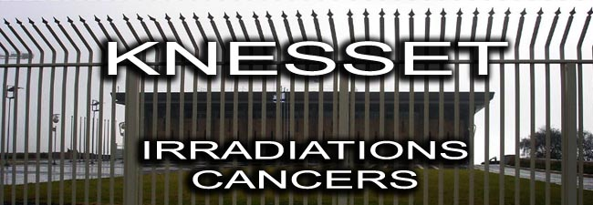 Knesset cancers