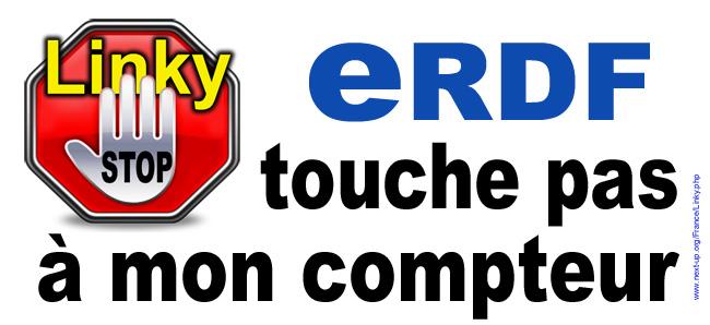 Proposition - pose ou distribution de tracts, commerçants, sorties d'écoles... Linky_ERDF_touche_pas_a_mon_compteur_Sticker