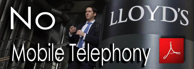 Lloyds_No_mobile_telephony_news