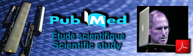 NCBI_Pub_Med_Etude_Scientifique_CEM_Scientific_Study_EMF_news