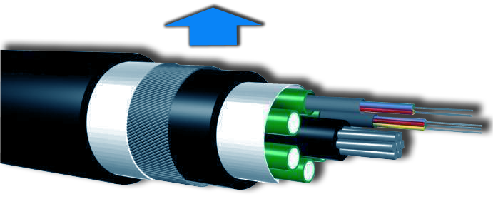 Optical Fibre cable