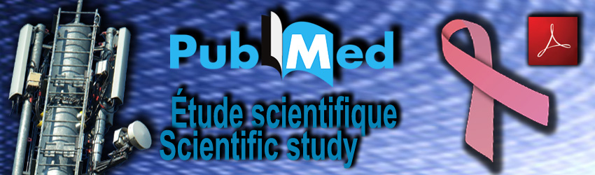 Pub_Med_etude_scientific_study MELATONIN BREAST EMF