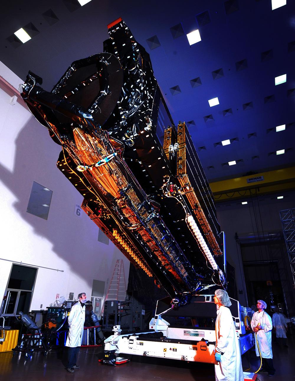 Satellite Mobile Telephony TerraStar-1