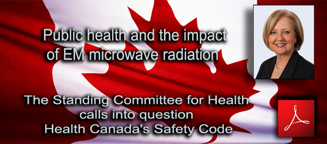 The_Standing_Committee_for_Health_calls_into_question_Health_Canada_s_Safety_Code_14_12_2010_news_650