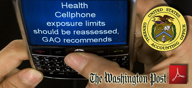 The_Washington_Post_Cellphone_exposure_limits-should_be_reassessed_GAO_recommends_Flyer_News_08_07_2012