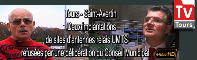 Tv_Tours_Deux_sites_antennes_relais_refuses_par_le_Conseil_Municipal_650